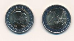Luxemburg 2005 - Offizielle, Original 2 Euro Gedenkmünze - Großherzöge - Luxembourg
