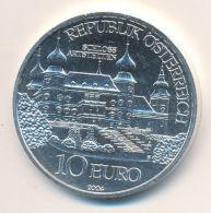 Österreich 2004 - 10 Euro Silber - Schloss Artstetten - BANKFRISCH - Austria