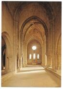 13 - Abbaye Cistercienne De Silvacane - La Nef - L'Atelier Du Regard éd. Michel Hervé - Otros Municipios