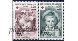 -Réunion 353/54** - Réunion (1852-1975)