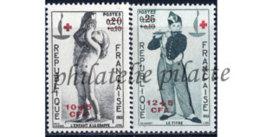 -Réunion 357/58** - Réunion (1852-1975)