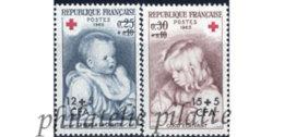 -Réunion 366/67** - Réunion (1852-1975)