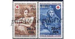 -Réunion 388/89** - Réunion (1852-1975)