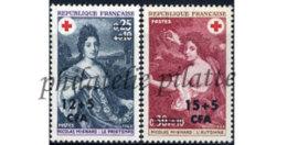 -Réunion 381/82** - Réunion (1852-1975)