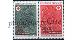 -Réunion 412/13** - Réunion (1852-1975)