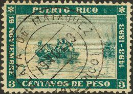 DEPENDENCIAS POSTALES ESPAÑOLAS Puerto Rico º 101 - Spain