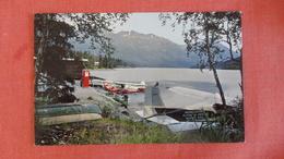 Sea Planes  Moose Pass Alaska -ref 2480 - Autres