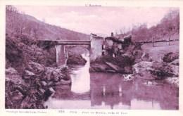 09 - Ariege - Foix  - Pont Du Diable Pres St Paul - Foix