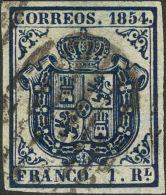 ISABEL II Isabel II. 1 De Noviembre De 1854 º 34 - 1850-68 Kingdom: Isabella II