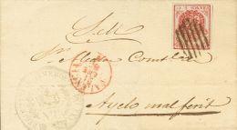 ISABEL II Isabel II. 1 De Noviembre De 1854 Sobre 33 - 1850-68 Kingdom: Isabella II