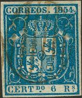 ISABEL II Isabel II. 1 De Enero De 1854 º 27 - 1850-68 Kingdom: Isabella II