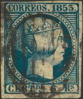 ISABEL II Isabel II. 1 De Enero De 1853 º 21 - 1850-68 Kingdom: Isabella II