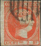 ISABEL II Isabel II. 1 De Enero De 1853 º 19 - 1850-68 Kingdom: Isabella II