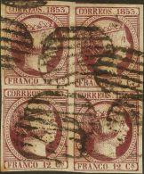ISABEL II Isabel II. 1 De Enero De 1853 º 18(4) - 1850-68 Kingdom: Isabella II