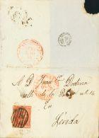 ISABEL II Isabel II. 1 De Enero De 1853 Sobre 17 - 1850-68 Kingdom: Isabella II