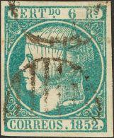 ISABEL II Isabel II. 1 De Enero De 1852 º 16 - 1850-68 Kingdom: Isabella II