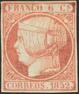 ISABEL II Isabel II. 1 De Enero De 1852 (*) 12 - 1850-68 Kingdom: Isabella II