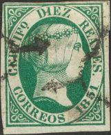 ISABEL II Isabel II. 1 De Enero De 1851 º 7, 9, 11 - 1850-68 Kingdom: Isabella II