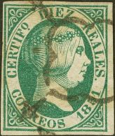 ISABEL II Isabel II. 1 De Enero De 1851 º 11 - 1850-68 Kingdom: Isabella II