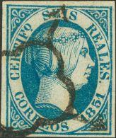 ISABEL II Isabel II. 1 De Enero De 1851 º 10 - 1850-68 Kingdom: Isabella II