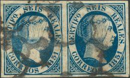 ISABEL II Isabel II. 1 De Enero De 1851 º 10(2) - 1850-68 Kingdom: Isabella II