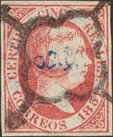 ISABEL II Isabel II. 1 De Enero De 1851 º 9 - 1850-68 Kingdom: Isabella II
