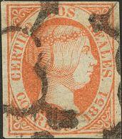 ISABEL II Isabel II. 1 De Enero De 1851 º 8 - 1850-68 Kingdom: Isabella II