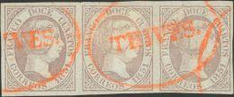 ISABEL II Isabel II. 1 De Enero De 1851 º 7(3) - 1850-68 Kingdom: Isabella II
