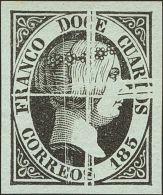 ISABEL II Isabel II. 1 De Enero De 1851 (*) 7P - 1850-68 Kingdom: Isabella II