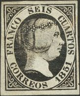 ISABEL II Isabel II. 1 De Enero De 1851 * 6 - 1850-68 Kingdom: Isabella II