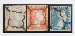 ISABEL II Isabel II. 1 De Enero De 1850 º 2, 3, 4 - 1850-68 Kingdom: Isabella II