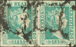 ISABEL II Isabel II. 1 De Enero De 1850 º 5(2) - 1850-68 Kingdom: Isabella II