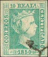 ISABEL II Isabel II. 1 De Enero De 1850 º 5 - 1850-68 Kingdom: Isabella II