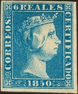 ISABEL II Isabel II. 1 De Enero De 1850 * 4 - 1850-68 Kingdom: Isabella II