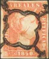 ISABEL II Isabel II. 1 De Enero De 1850 º 3 - 1850-68 Kingdom: Isabella II