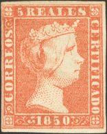 ISABEL II Isabel II. 1 De Enero De 1850 * 3 - 1850-68 Kingdom: Isabella II
