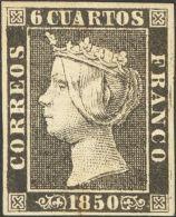 ISABEL II Isabel II. 1 De Enero De 1850 * 1A - 1850-68 Kingdom: Isabella II