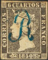 ISABEL II Isabel II. 1 De Enero De 1850 º 1A - 1850-68 Kingdom: Isabella II