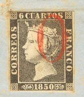 ISABEL II Isabel II. 1 De Enero De 1850 Fragmento 1 - 1850-68 Kingdom: Isabella II