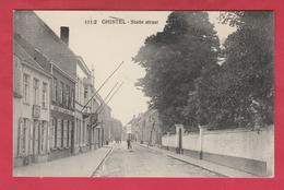 Gistel / Ghistel - Statie Straat ( Verso Zien ) - Gistel