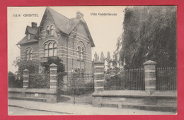 Gistel / Ghistel - Villa Vanderheyde ( Verso Zien ) - Gistel