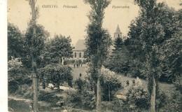 Gistel / Ghistel - Prioraat - Panorama ... Feldpost 1916 ( Verso Zien ) - Gistel