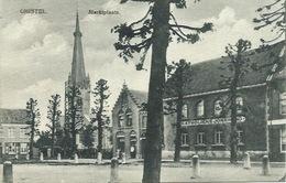 Gistel / Ghistel - Markplaats ... Feldpost 1915 ( Verso Zien ) - Gistel