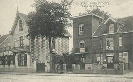 Gistel / Ghistel-le-Beaucourt - Châlet De Créanges ... Feldpost 1915 ( Verso Zien ) - Gistel