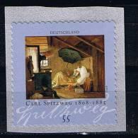 Bund 2008, Michel # 2648 ** Selbstklebend, Self-adhesive Mit Nummer - Unused Stamps