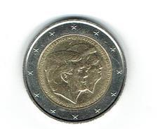 PAYS-BAS 2014 / Pièce Commémorative De 2 Euros / Brillant D'origine Très Peu Circulée / Usage Courant - Pays-Bas