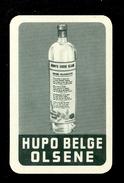 Speelkaart ( 0249 ) 1 Losse Kaart - Publicité Reclame  Wijn Likeur Liqueur Distillerie Stokerij -   Olsene - Barajas De Naipe