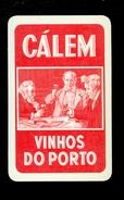 Speelkaart ( 0262 ) 1 Losse Kaart - Publicité Reclame  Wijn Likeur Liqueur Distillerie Stokerij -  Porto CALEM - Barajas De Naipe