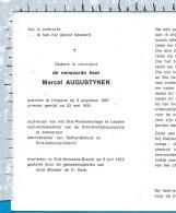 Bp   Eew. H.   Pastoor   Augustynen    Hingene    Antwerpen   St.Antonius-Brecht - Images Religieuses