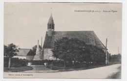 28 EURE ET LOIR - YERMENONVILLE Place De L'Eglise - France